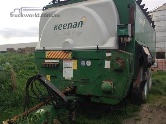 2009 Keenan MECH-FIBER 360 Farm Machinery for Sale