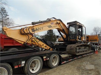 SANY Excavators For Sale In New York - 17 Listings | MachineryTrader