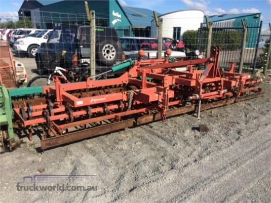 0 Kverneland TLC61 - Farm Machinery for Sale