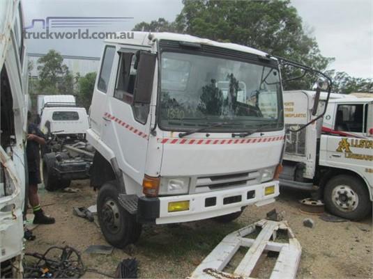1991 Mitsubishi Fuso FK417 - Wrecking for Sale