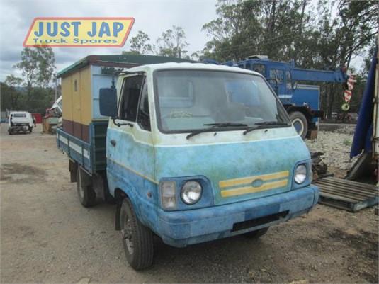 2000 Kia K2400 Just Jap Truck Spares - Trucks for Sale
