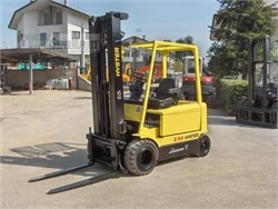 HYSTER J2.50XM  Usato