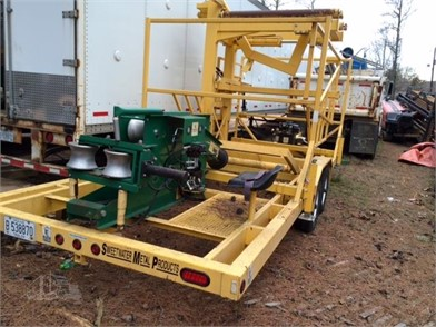 SWEETWATER METAL PRODUCTS Reel / Cable Trailers For Sale - 2