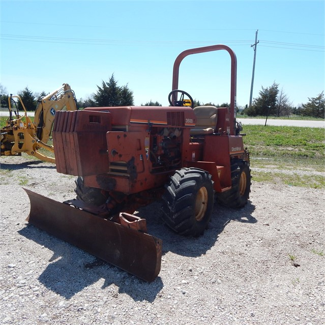 RentalYard com | DITCH WITCH 3500 For Rent