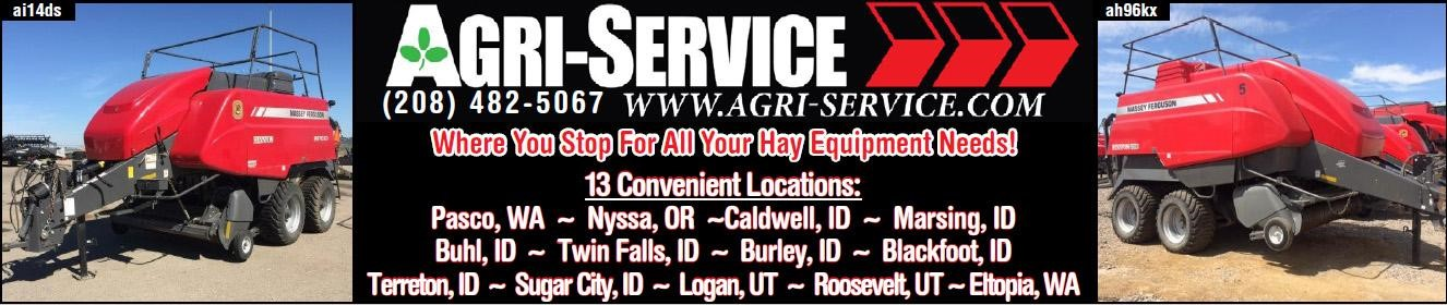 Used Ag Equipment | Agri-Service