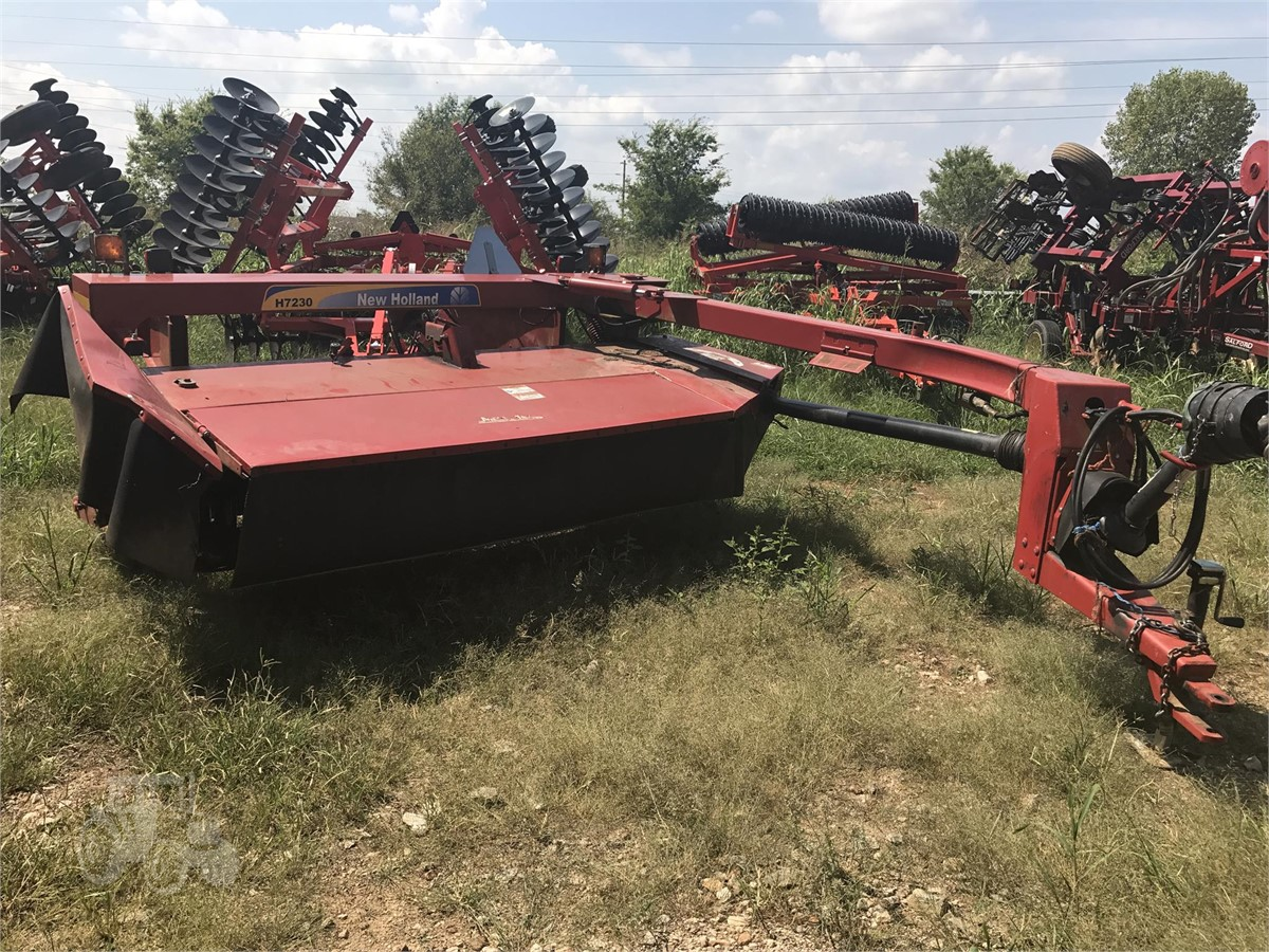 2010 New Holland H7230 For Sale In Bowling Green Kentucky