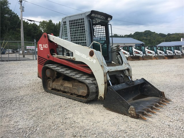 2006 TAKEUCHI TL140 For Sale In Fairview Heights, Illinois