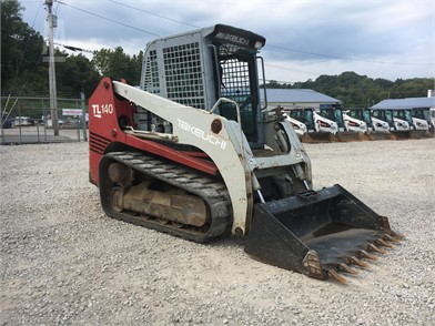 TAKEUCHI TL140 Auction Results - 86 Listings | MarketBook co