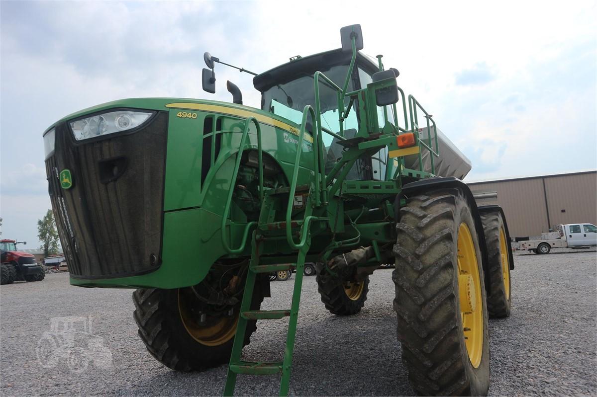 2012 JOHN DEERE 4940 For Sale In Sikeston, Missouri | www ...