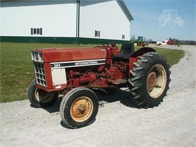 INTERNATIONAL 384 For Sale - 4 Listings | TractorHouse com