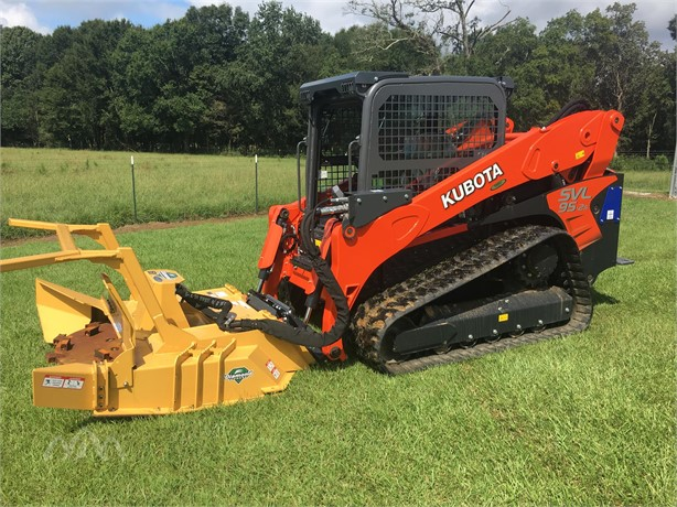 KUBOTA Mulchers Logging Equipment For Sale - 40 Listings