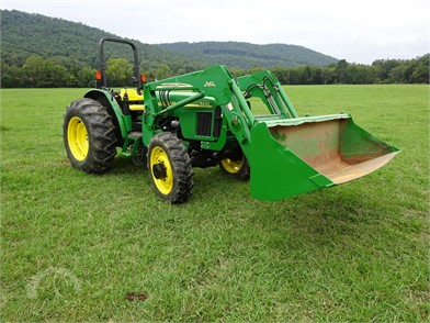 JOHN DEERE 5420 Online Auction Results - 11 Listings