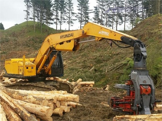 2009 Hyundai Robex 320 LC-9 Heavy Machinery for Sale