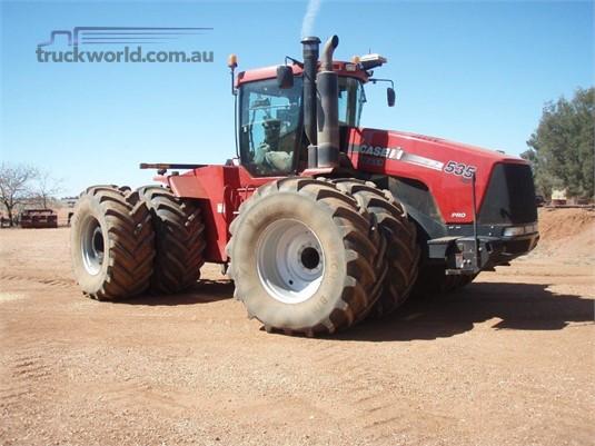 2011 Case Ih Steiger 535 HD Farm Machinery for Sale