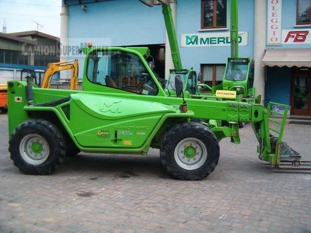 Merlo P38.13 PLUS Usato 2011