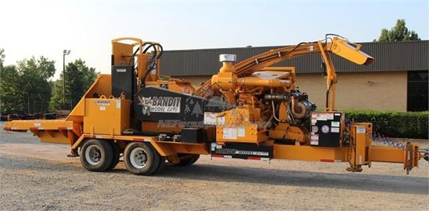 Wood Chippers Logging Equipment For Sale in North Carolina