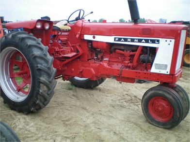 INTERNATIONAL Tractors For Sale In USA - 1125 Listings