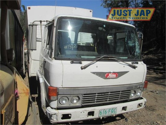 1984 Hino FD17 Just Jap Truck Spares - Trucks for Sale