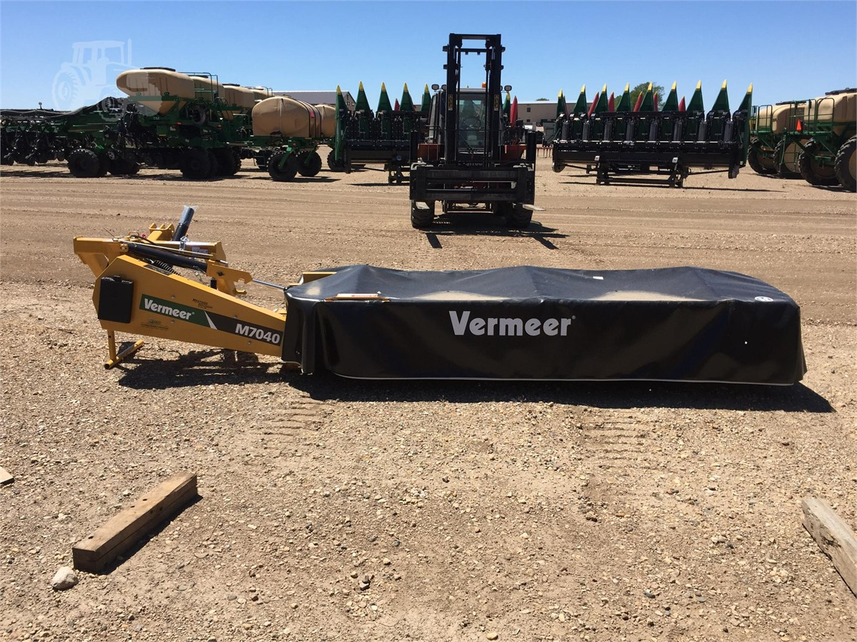 2019 VERMEER 7040 For Sale In Clark, South Dakota | www