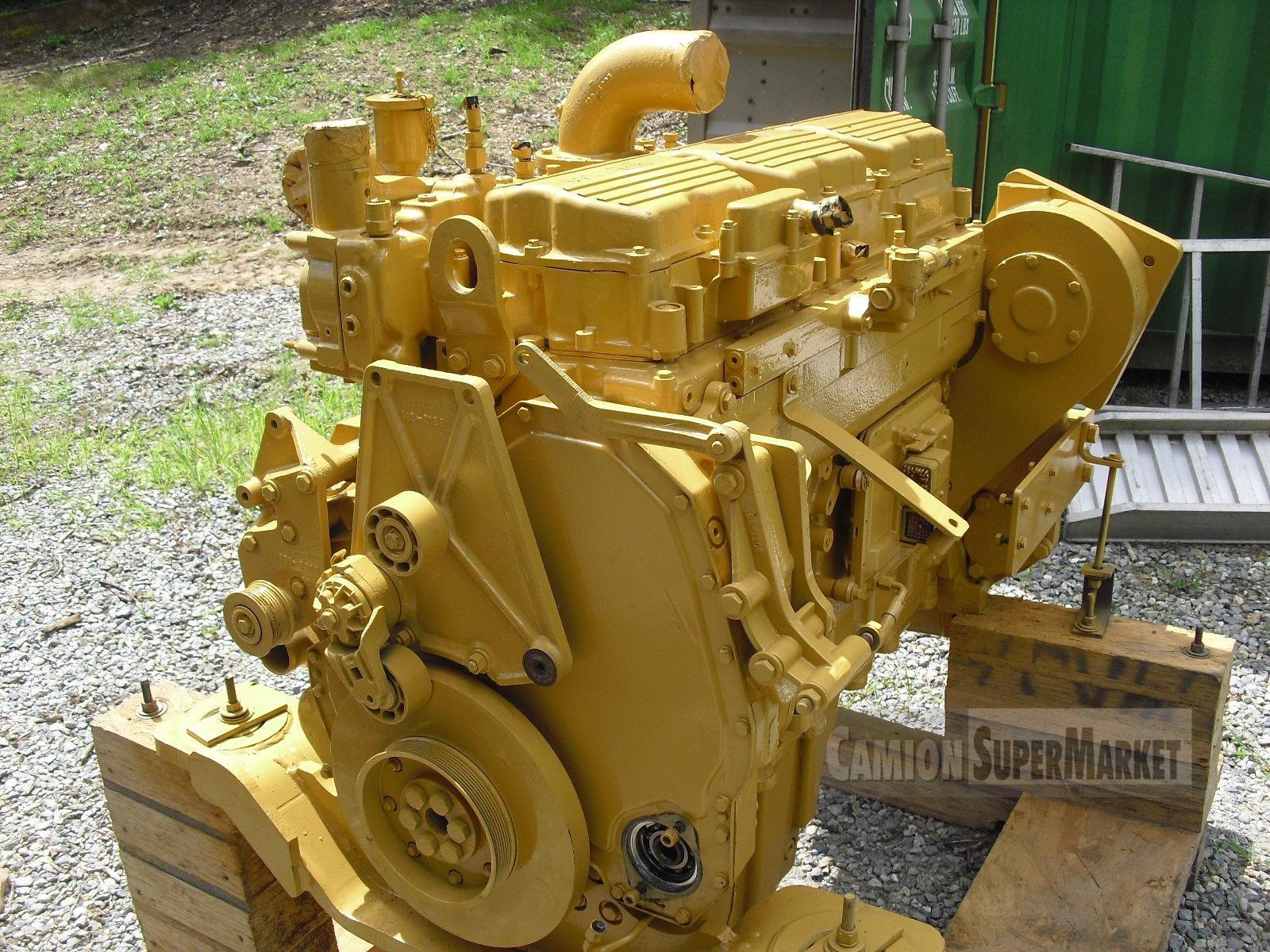 Caterpillar 3196 used Piemonte