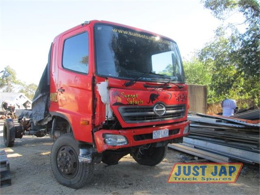 2011 Hino Gt1j Just Jap Truck Spares - Trucks for Sale