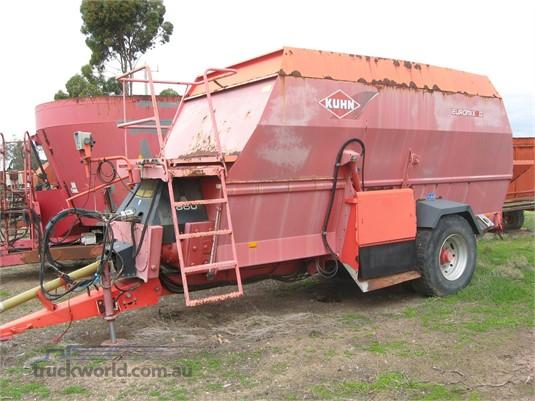 0 Kuhn EUROMIX II 1860 Farm Machinery for Sale