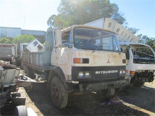 1982 Mitsubishi Fuso FM215 - Wrecking for Sale