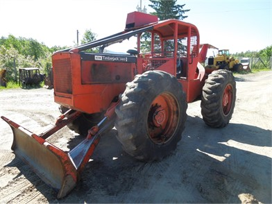 TIMBERJACK 240 For Sale - 15 Listings | MachineryTrader com - Page 1
