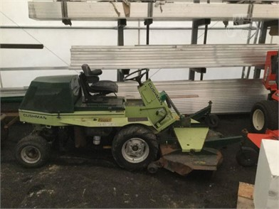 CUSHMAN Riding Lawn Mowers For Sale - 1 Listings