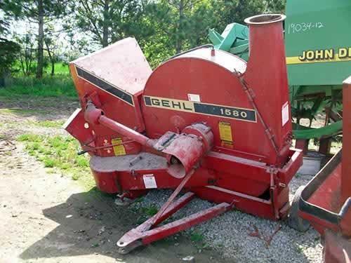 TractorHouse com | GEHL 1580 Dismantled Machines