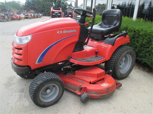 2002 SIMPLICITY CONQUEST 20H For Sale In Dryden, Michigan   www