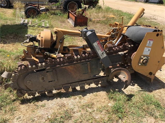 1999 CASE 121461A1 Trencher For Sale In LEANDER, Texas