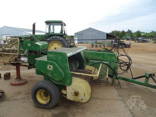 TractorHouse com | JOHN DEERE 336 Dismantled Machines