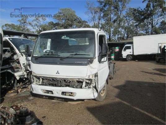 2007 Mitsubishi Fuso CANTER 615 - Wrecking for Sale
