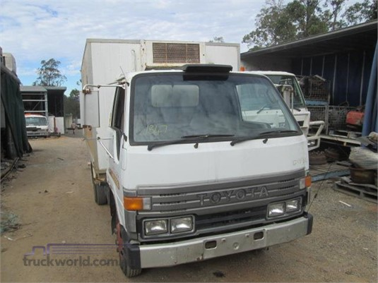 1989 Toyota Dyna - Wrecking for Sale