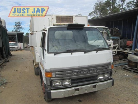 1989 Toyota Dyna Just Jap Truck Spares - Wrecking for Sale