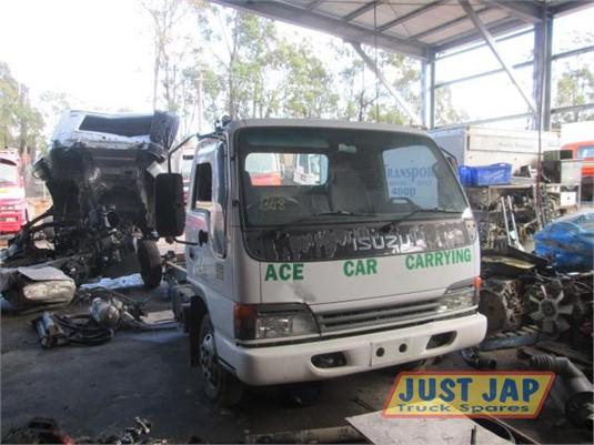 2005 Isuzu NPR Just Jap Truck Spares - Wrecking for Sale