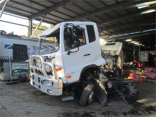 2013 UD CONDOR MK II 250 - Wrecking for Sale