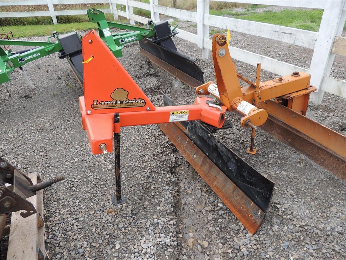 AuctionTime com | LAND PRIDE RB1560 Online Auction Results