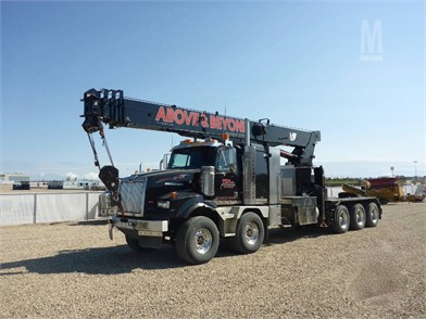TEREX Mounted Boom Truck Cranes For Sale - 115 Listings | MarketBook