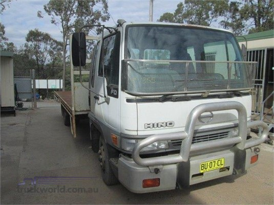 2002 Hino FD - Trucks for Sale