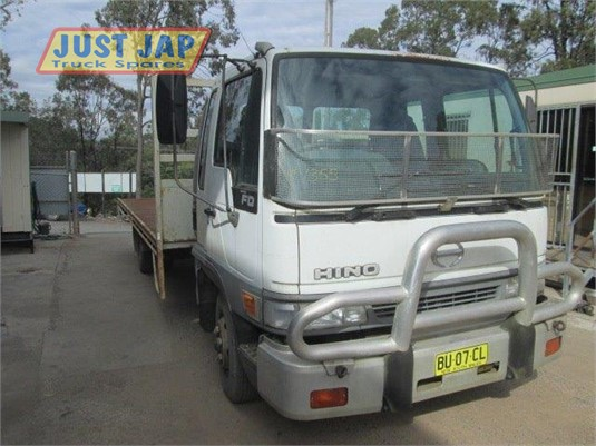 2002 Hino FD Just Jap Truck Spares - Wrecking for Sale