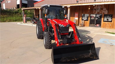 New MASSEY-FERGUSON Farm Equipment For Sale By Bruno's Tractors