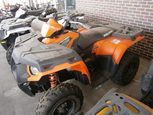 2012 POLARIS SPORTSMAN 500 HO For Sale in Central City, Nebraska