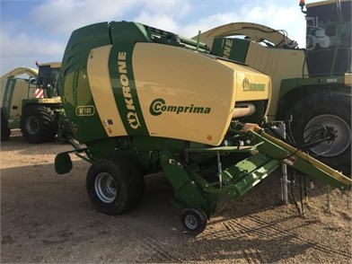 KRONE Round Balers For Sale - 83 Listings | TractorHouse com