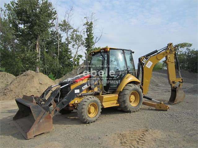 2007 CAT 420E IT For Sale In ALBANY, New York