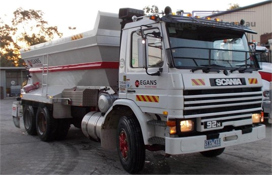1987 Scania 92H - Truckworld.com.au - Trucks for Sale
