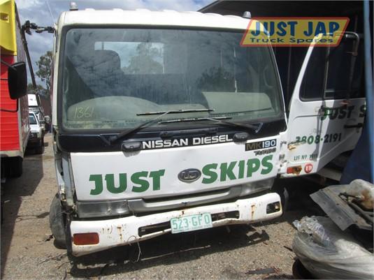 2001 Nissan Diesel MK190 Just Jap Truck Spares - Wrecking for Sale