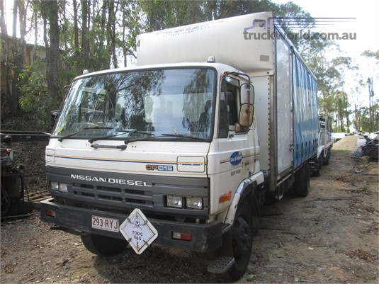 1995 Nissan Diesel CPC15 - Wrecking for Sale