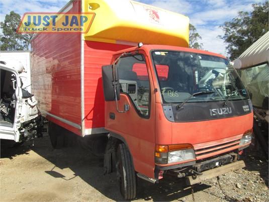 2002 Isuzu NPR Just Jap Truck Spares - Wrecking for Sale